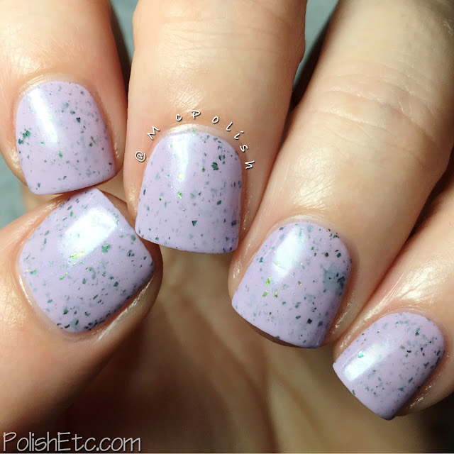 Ellagee - The Petal Pushers Trio - McPolish - As You Lilac It