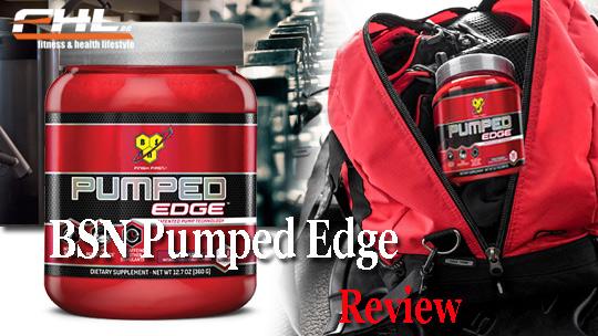 BSN Pumped Edge мнения и най-добра цена