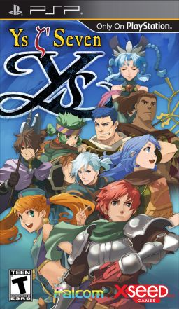 YS Seven - PSP - ISO Download