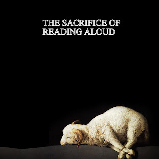 image of sheep lying dead as sacrifice, allegory for reading aloud