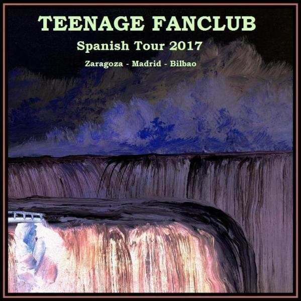 Teenage Fanclub - gira 2017