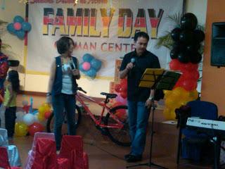 Dekorasi Family Gathering Day