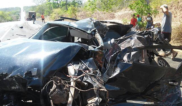 PRF-MA registra seis acidentes e duas mortes nesse domingo