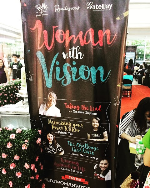 BDJ Woman with Vision - My Experience As A Newbie Bella