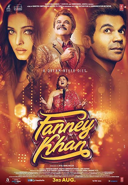 poster Fanney Khan 2018 Full Hindi Movie Download 720p