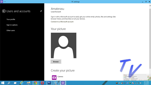 Cara Mengganati Account Picture Windows 10 2