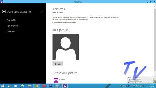 Cara Mengganati Account Picture Windows 10 2