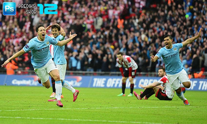 Prediksi Skor Manchester City vs Sunderland