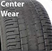 Center Wear