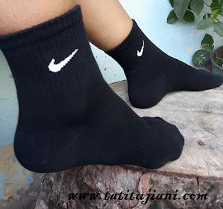 Kaos Kaki olahraga Nike Elite berkualitas dan nyaman