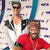 Redman e DJ Jayceeoh marcam presença no MTV Video Music Awards 2017 no The Forum em Inglewood, Califórnia - 27/08/2017