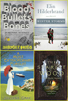 8 Books for October; or What's on My eReader