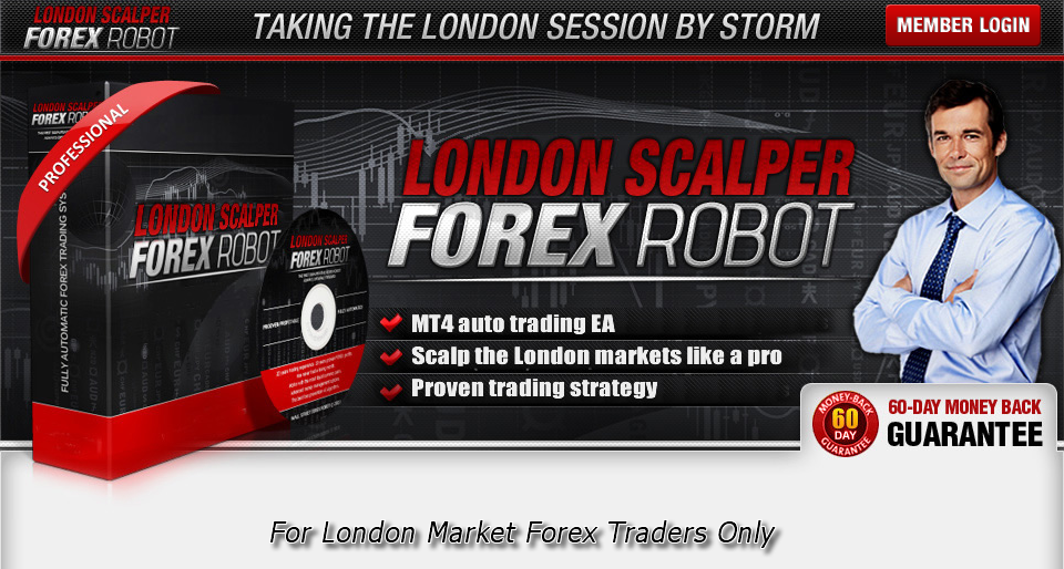 Master scalper forex robot