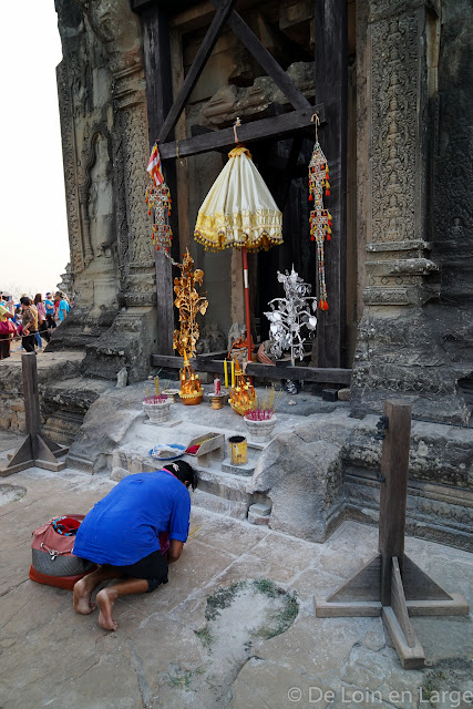 Phnom Bakheng - Angkor - Cambodge