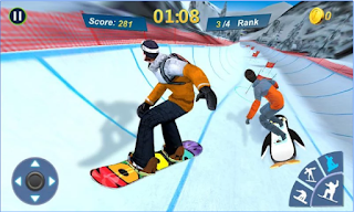 Master Snowboard 3D Apk - Free Download Android Game