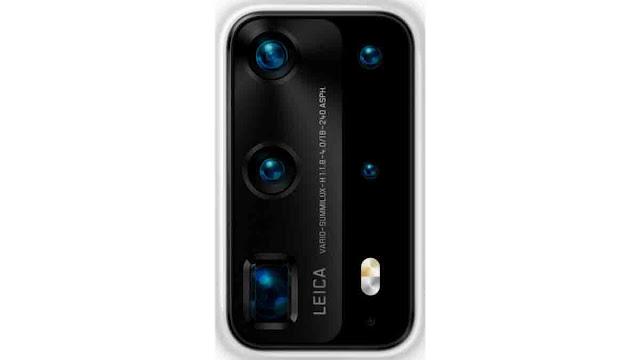 مواصفات وسعر سلسلة Huawei P40 احدث التسريبات
