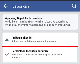 How to permanently close a Facebook account