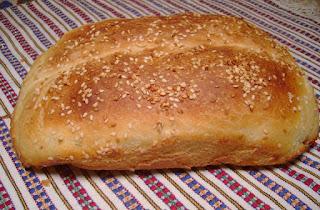 Turkish Bread (Turk Ekmegi)