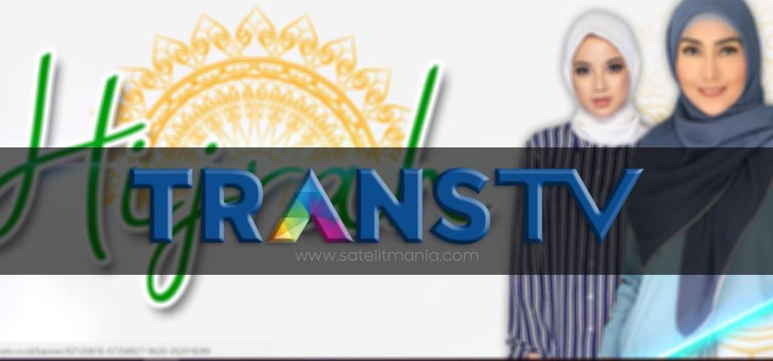 Daftar Satelit Yang Menyiarkan Saluran Channel TransTV