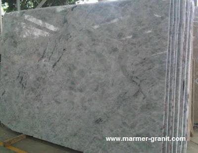 Marmer Crystal Blue