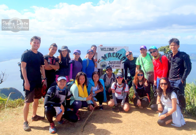 Mt. Maculot Summit