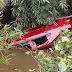 Photos: Vehicle carrying family celebrating christmas plunges into a river in Imo State
