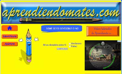 http://www.aprendiendomates.com/matematicas/divisible_1.php