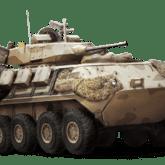 LAV - T3 - Jenis Pasukan Pada Mobile Strike