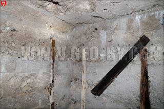 Внутри третьего бункера
