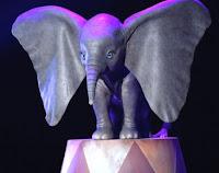 Dumbo y sus grandes orejas