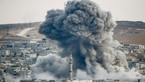 EE.UU. lanzó más de 26.000 bombas en el último año de Obama