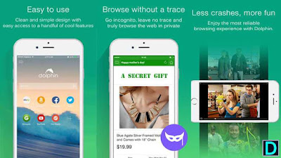 Dolphin Private Web Browser APK Download Latest version for Android on www.DcFile.com