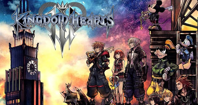 Kingdom Hearts 3 was reviewed by someone who has never played Hearts Kingdom