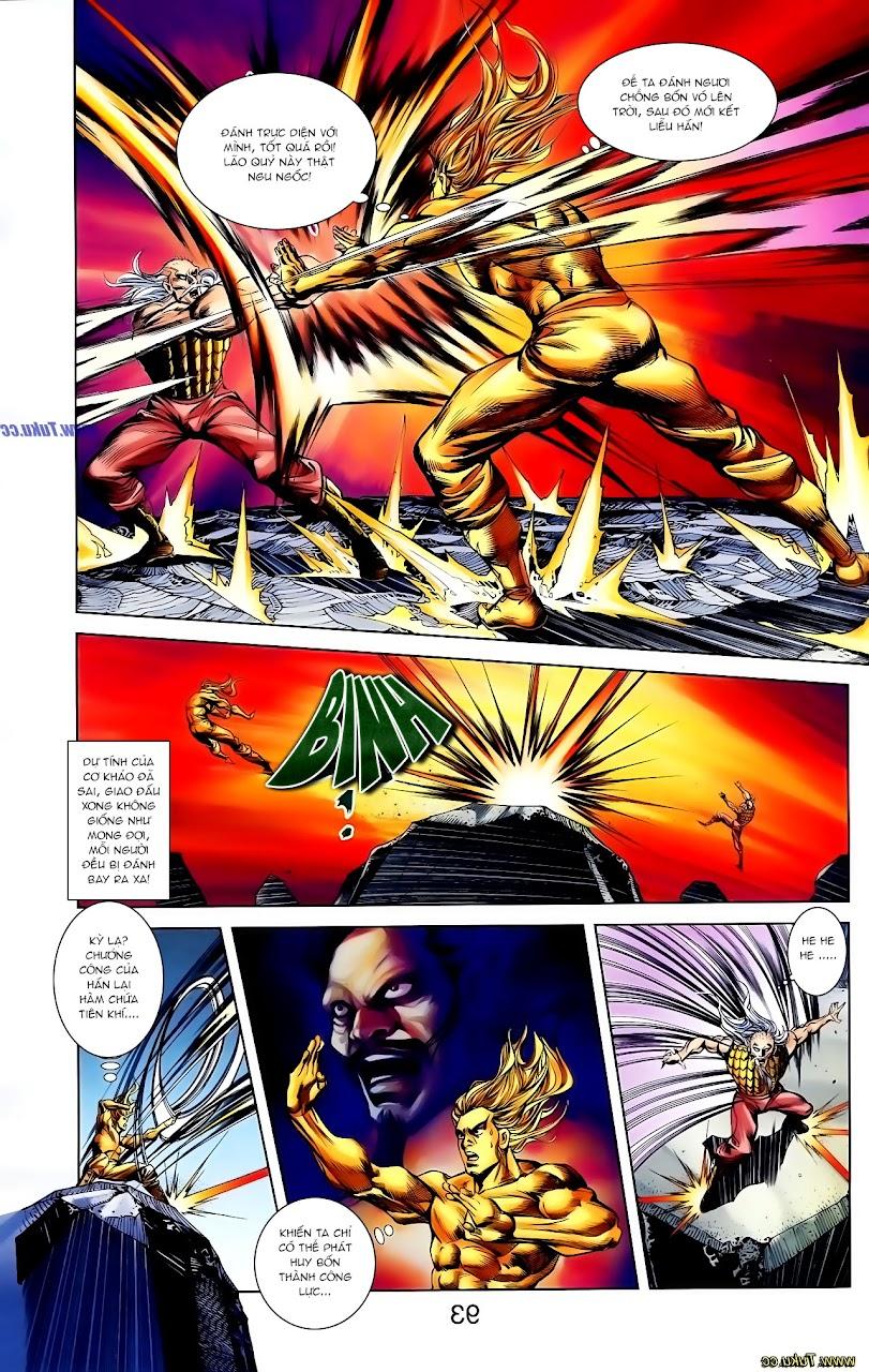 Cơ Phát Khai Chu Bản chapter 115 trang 14