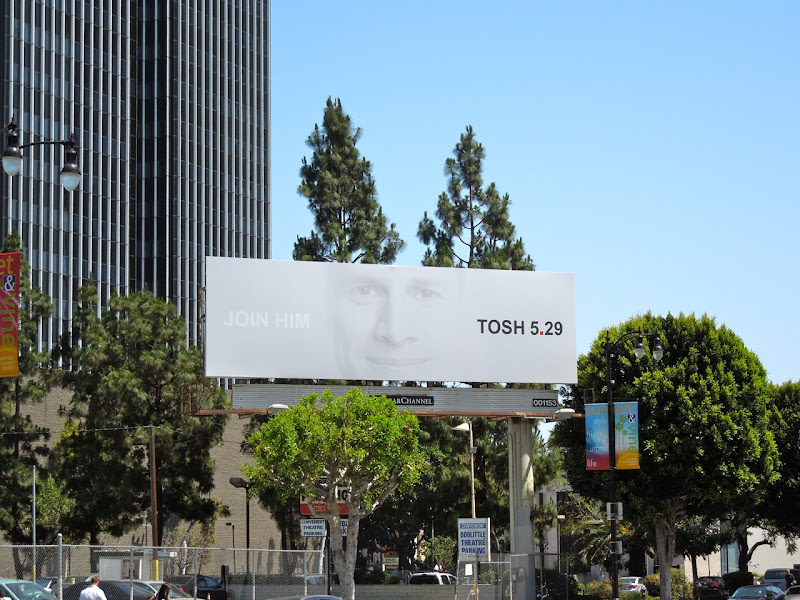 Tosh.0 season 4 billboard