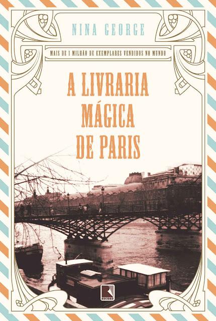 A livraria mágica de Paris Nina George