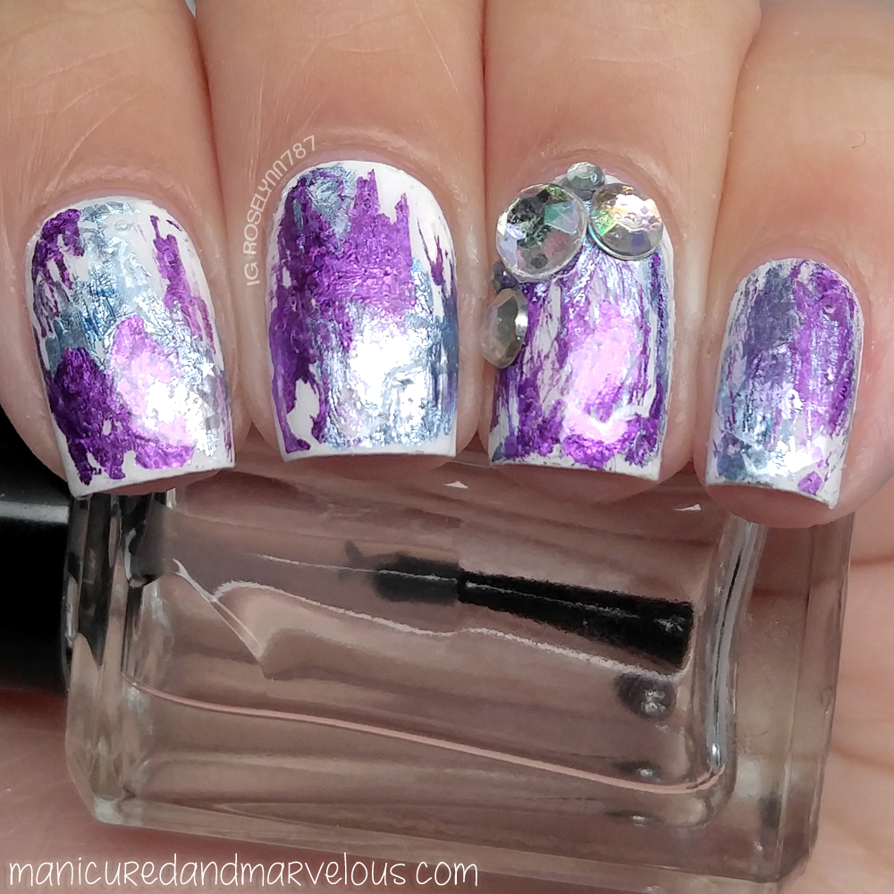 Blogger takeover archives polish those nails now heres a break down of everything else i used to create this mani dont be like me though and if possible get yourself the foil glue because it does solutioingenieria Images