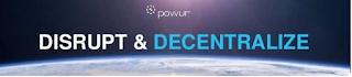 POWUR Solar energy Disrupt & Decentralize
