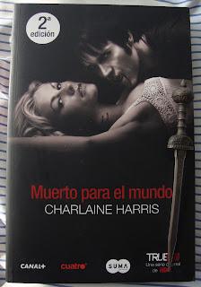 Portada del libro Muerto para el mundo, de Charlaine Harris