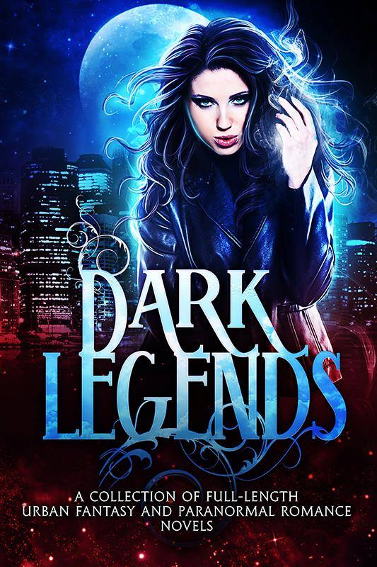 Urban Fantasy Book Cover : Muffy wilson dark legends boxed set author spotlight