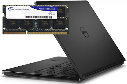 Upgrade Memory Laptop Dell Inspiron 14 3462 Dari 4GB ke 8GB