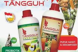 TANGGUH Probiotik Pakan Fermentasi