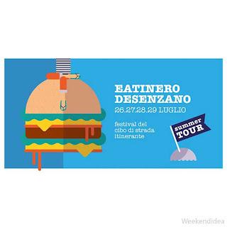 Eatinero street food festival luglio Desenzano del Garda (BS)