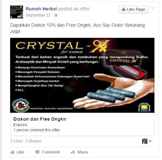 contoh iklan produk dewasa suami istri
