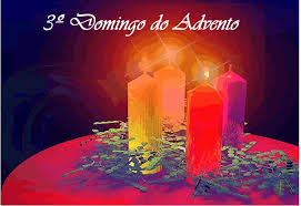 Cantos missa do 3º Domingo do Advento