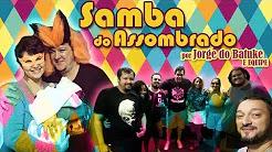 VEM OUVIR ESSE PRESENTE QUE GANHAMOS! Samba do Assombrado :) Música de Jorge do Batuke um dos compositores da Portela e seus amigos, Intérprete Thiago Acácio  e som da bateria da Portela do Rio