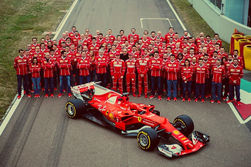 Ferrari F1 Team That S What We Want