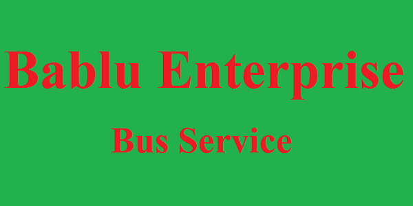 Bablu Enterprise Bus Service
