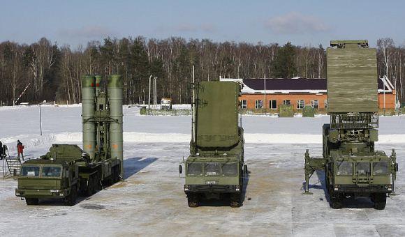 Baterai S-400