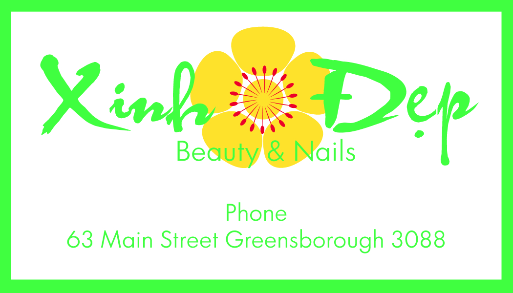 Xinh dep beauty salon collateral 2015 vk business card designs reheart Choice Image
